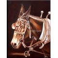 Horse Oil Paintings