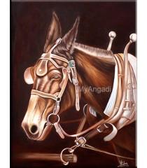Horse Oil Paintings