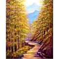 Natural Scenary Oil Painting - Landscapes