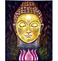 Buddha - Oil Paintings