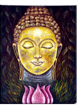 Buddha - Oil Paintings
