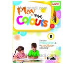 Books Play with Colours B - Fruits
