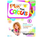 Books Play with Colours C - Vegetables