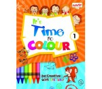 Combo Pack: It's Time to Colour 4 Volumes