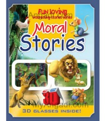 Moral Stories - 3 D Book