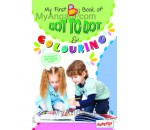 My First Big Book - Coloring DOT to DOT