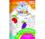 Combo Pack: Big Jumbo Colouring Book