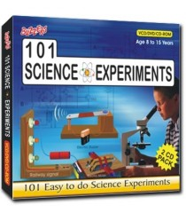101 Science Experiments 2CD set