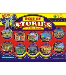 Best of Stories Pack 10 CD's
