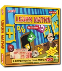 Learn Maths 2 CD set