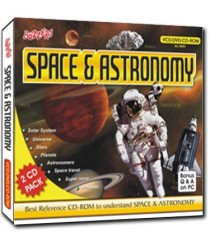 Space & Astronomy 2 CD set