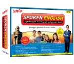 Spoken English through Tamil [ 7 DVD Set]