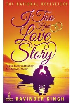 I Too Had a Love Story - I Too Had a Love Story