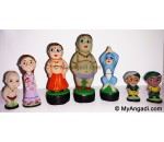 Chota Bheem Set Golu Dolls