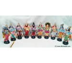 Dasavatharam Big Golu Dolls