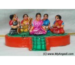 Kacheri Set Golu Dolls