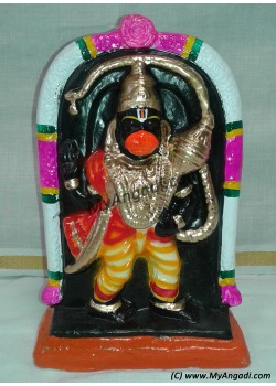 Kovai Hanuman Small Golu Doll - கோவை ஹனுமான் கொலு பொம்மை சிறியது
