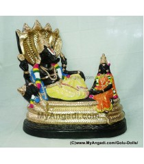 Hayagrivar Lakshmi Golu Doll / Golu Bommai