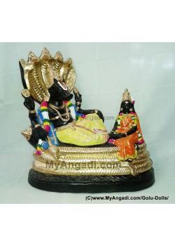 Hayagrivar Lakshmi Golu Doll / Golu Bommai - ஹயக்ரிவர் லக்ஷ்மி கொலு பொம்மை