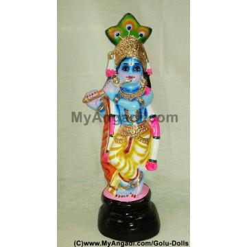 Krishna Golu Doll / Golu Bommai - கிருஷ்ணா கொலு பொம்மை