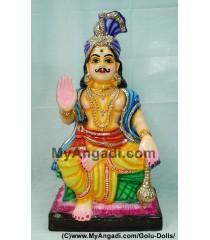 Muneeswarar Golu Doll / Golu Bommai