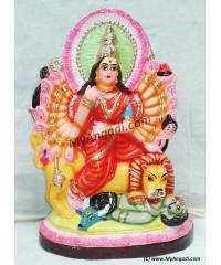 Magishasuramardhini Golu Doll