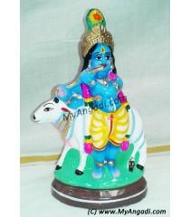 Pasu Krishnar Golu Dolls