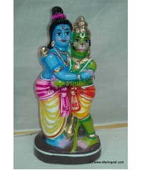 Ramar Hanuman Golu Doll