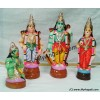 Ramar Set Golu Dolls