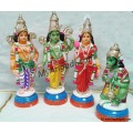 Ramar Set Small Golu Dolls