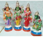 Ramar Set Big Golu Dolls