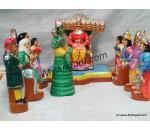 Ravanan Durbar Golu Dolls