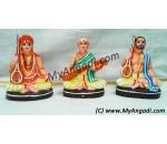 Sangeetha Mumoorthigal Golu Dolls
