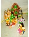 Sanjeevi Malai Golu Dolls