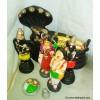 Srirangam Aanadal Set Golu Dolls