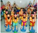 Suratapalli Sivan Set Golu Dolls