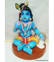 Vennai Krishnar Big Golu Dolls