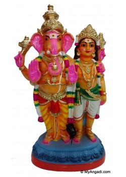 Vinayakar Murugar Golu Dolls - விநாயகர் முருகர் கொலு பொம்மைகள்