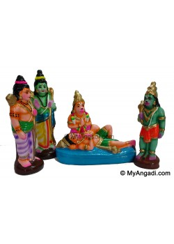 Vali Motcham Set - வாலி மோட்சம் செட்
