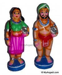 Kuravan Kurathi Set