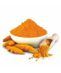 Organic Pasu Manjal Powder - 250 gm