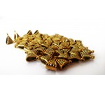 Antique Gold Bails / Loops for Jewelry Making