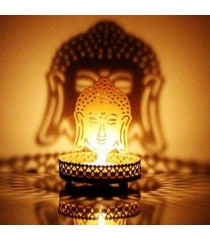 Buddha Shadow Lamp / Diyas