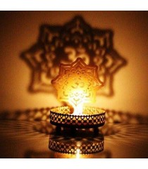 OM Shadow Lamp / Diyas