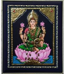 Dhana Lakshmi Tanjore Paintings