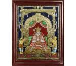 Ramanujar Tanjore Painting