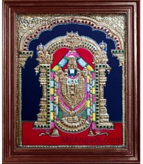 Tirupati Balaji Tanjore Paintings