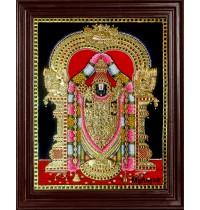 Tirupati Venkateswara Tanjore Painting