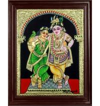 Radha Krishna Tanjore Painting.jpg