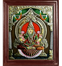 Lakshmi Tanjore Paintings
